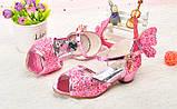 Туфли, босоножки праздничные для девочки, фото 2