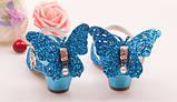 Туфли, босоножки праздничные для девочки, фото 9