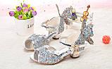 Туфли, босоножки праздничные для девочки, фото 10