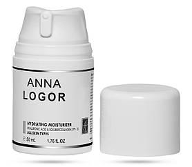 Зволожуючий крем для всіх типів шкіри Анна Логор - Anna Logor Hydrating Moisturizer 50 мл Art.621