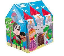 Детский игровой домик-палатка Intex 45642, замок