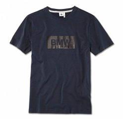 Оригінальна чоловіча футболка BMW T-Shirt, Men, Dark Blue