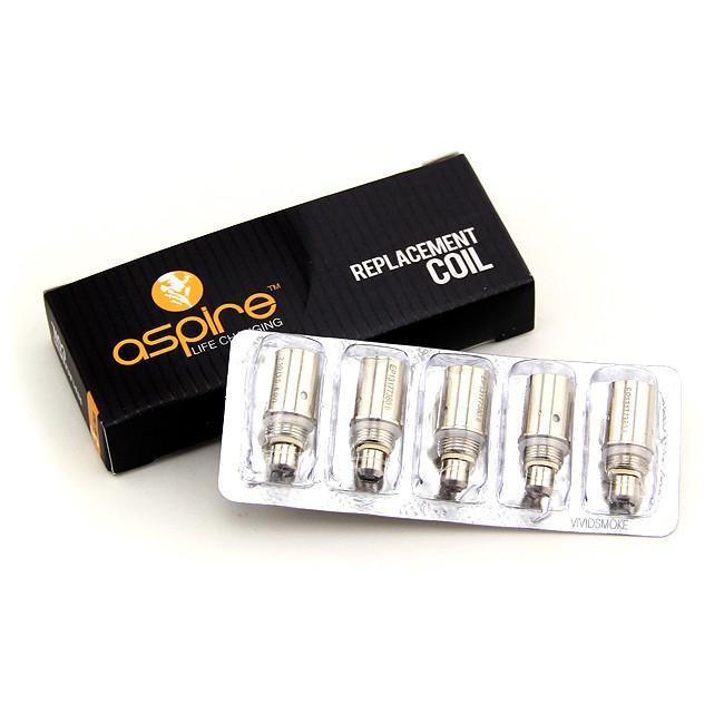Сменный испаритель Aspire E-Pen/CE5/CE5-S/Vivi/Vivi-S/Maxi/ET/ET-S  1.8 Ом