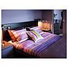 Каркас кровати IKEA MALM 140x200 см высокий Leirsund 190.198.39, фото 5