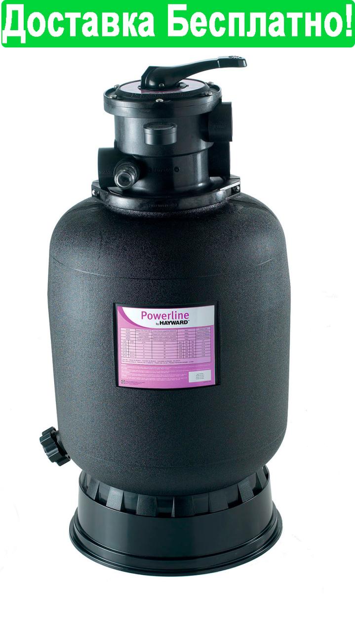 Фильтр для бассейна Hayward серии PowerLine 81103 (10 м3/час, 100 кг песка)