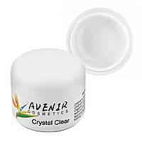 Гель для наращивания Crystal clear Avenir 15 мл