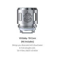 Сменный испаритель Smok TFV8 V8 BABY — T8 Coil 0.15 Ом