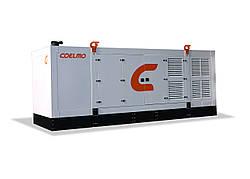 Трехфазный дизельный генератор Coelmo PDT286AG2 (572 кВт)