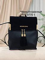 Рюкзак женский  Натуральная замша и кожзам., фото 9