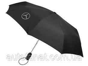 Оригинальный складной зонт Mercedes-Benz Compact umbrella (B66952631)
