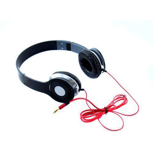 Накладні навушники MDR SOLO 9522 Black складні
