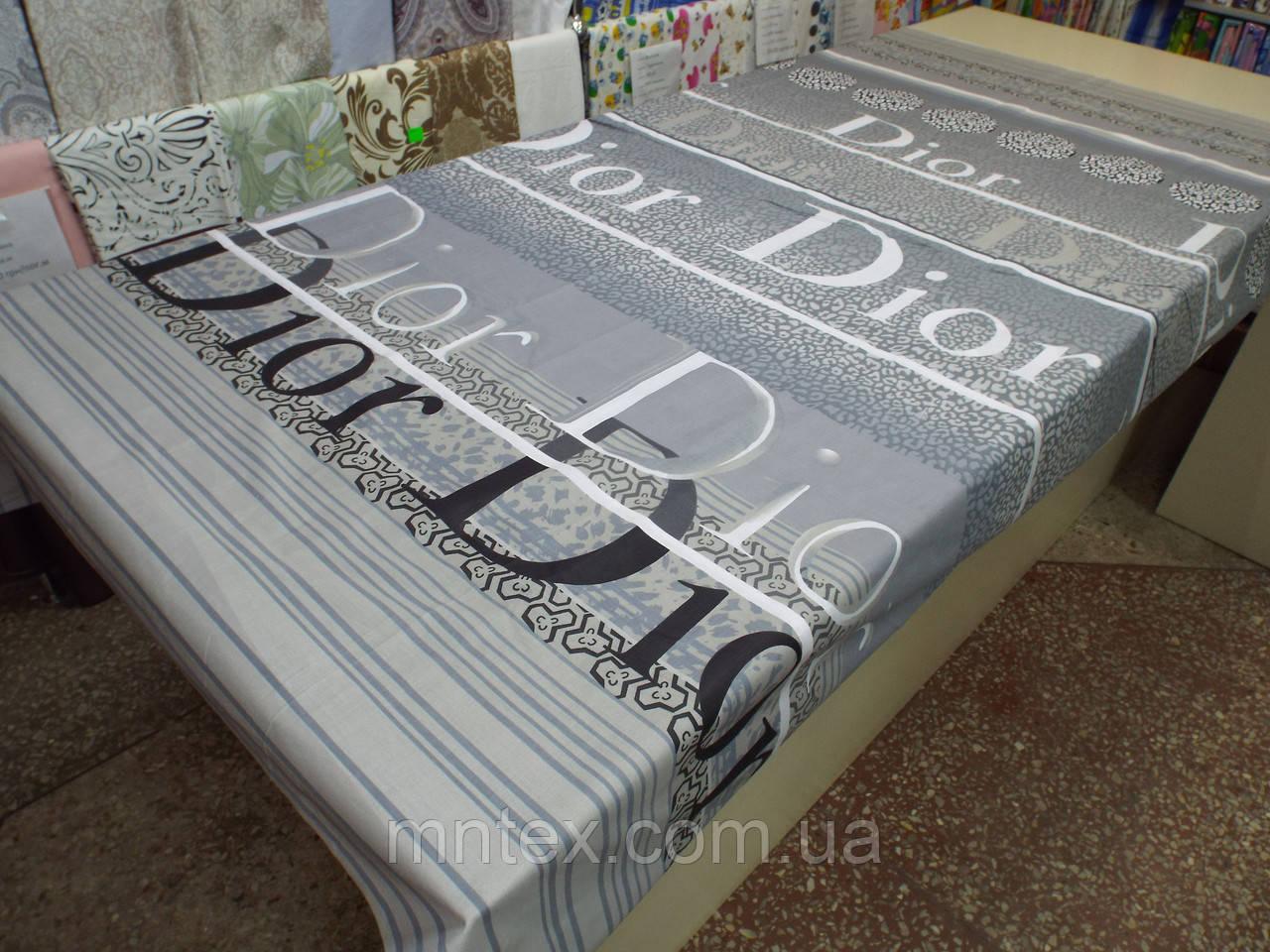 Ткань для пошива постельного белья бязь голд Диор