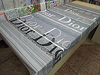 Ткань для пошива постельного белья бязь голд Диор, фото 1