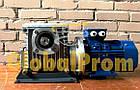 Мотор-редукторы червячные МЧ-40, червячный мотор-редуктор, МЧ 40, редуктор МЧ 40, червячный редуктор, фото 4
