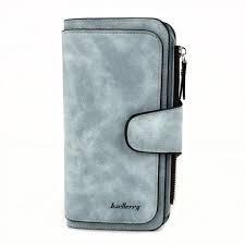 Жіночий гаманець Baellerry Forever N2345 blue \ Jeans Блакитний