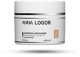Крем Осветляющий Anna LOGOR Lightening Moisturizer 250 ml Art.951