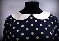 Жіноче плаття в горох, фото 2