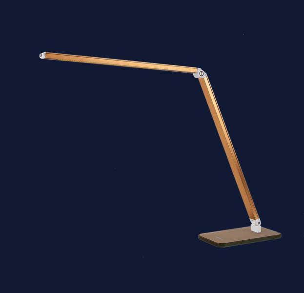 Настольная Led лампа Levistella 729S2G3 LED 4W GOLD