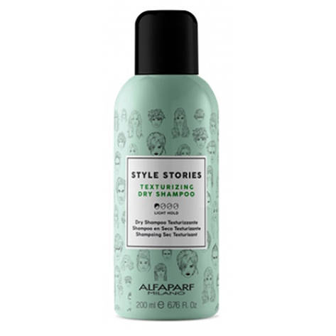 Текстурирующий сухой шампунь Texturizing Dry Shampoo STYLE STORIES ALFAPARF milano (Альфапарф Милано)200 мл, фото 2