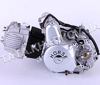 Двигатель Дельта/Альфа/Актив 110CC (полуавтомат), фото 1