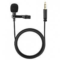 Петличный микрофон Ulanzi Arimic (петличка) для записи блогов видео скайпа ведения youtube канала