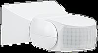 Датчик движения ДД-013 1200Вт 180град 12м IP65 белый IEK