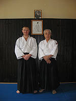 Айкидо и Катори Синто рю в Днепропетровске