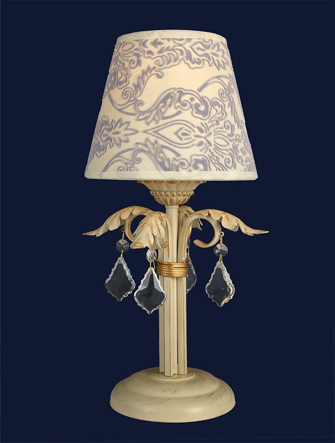 Настольная лампа Levistella 755MK30000T-1 CRM+GLD