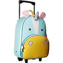 Детский дорожный чемодан, Единорог, Skip Hop 212312