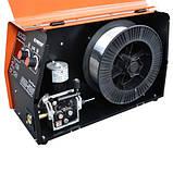 Механизм подачи проволоки СПМ-500 на тележке, фото 6