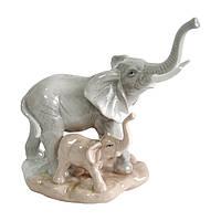 """Статуэтка """"Слоны"""", 17см"""