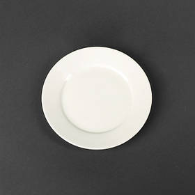Тарелка десертная молочный цвет 19 см Helios (4411)