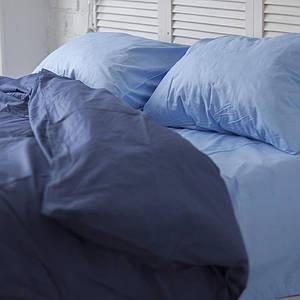 Комплект постельного белья PF049_полуторный(двуспальный, евро, семейное), поплин, 100% хлопок