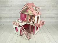 Кукольный домик Солнечная Дача с мебелью и текстилем FANA (2102), фото 1