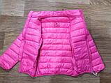 Куртка ветровка для девочки  Glo-story 7357, фото 4