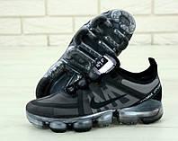 "Кроссовки мужские Nike Air Vapormax Plus ""Темно-серые"" найк вапормакс р. 41-45, фото 1"