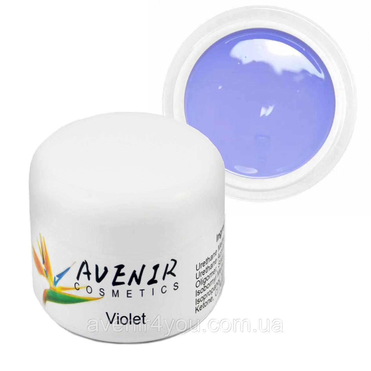 Гель для наращивания Violet Avenir 50 мл