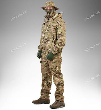 Летний камуфляжный костюм для охоты и рыбалки ''Мультикам НАТО''