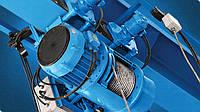 Тельфер болгарский 2т/6м болгарский  Грузоподъемность 2000 кг, высота 6 метров Канатный электротельфер Т10412, фото 1