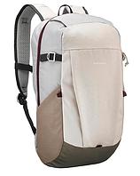 Рюкзак туристический светлый на 20 л.(для города и походов) QUECHUA