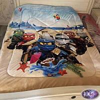 Одеяло 3D Полуторное №1