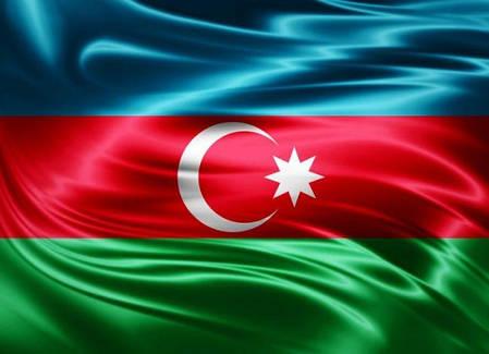 Флаг Азербайджана, фото 2