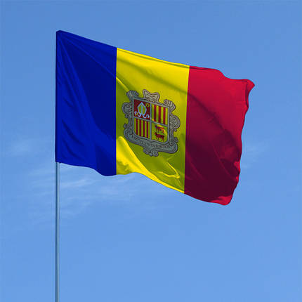 Флаг Андорры, фото 2