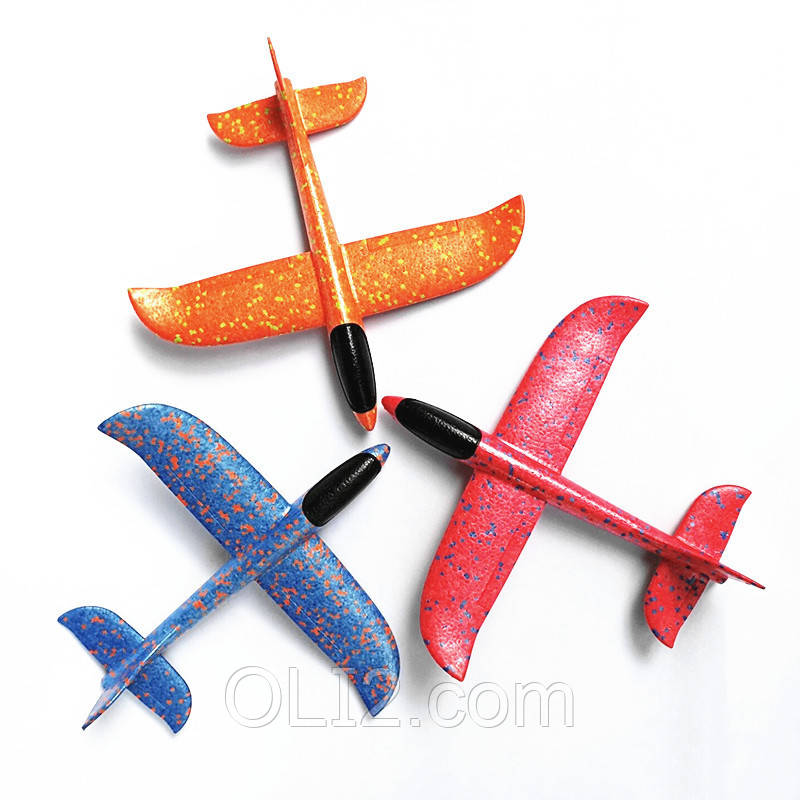Планер самолетик виртуоз летающий камикадзе самолет хит трюкач