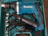 Дрель электрическая ударная Makita HP1630K