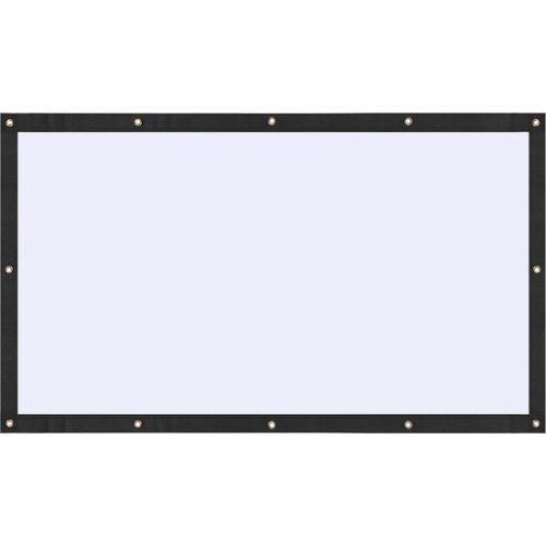 Экран для проектора 72inc, Полотно для проектора, Экран для проектора настенный, Проекционный экран