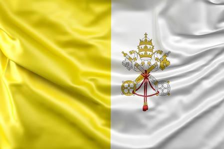 Флаг Ватикана, фото 2