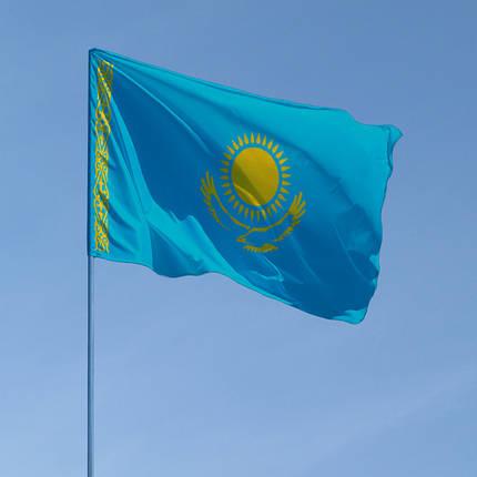 Флаг Казахстана, фото 2