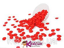 Посипка - Маргаритки червоні 50 гр