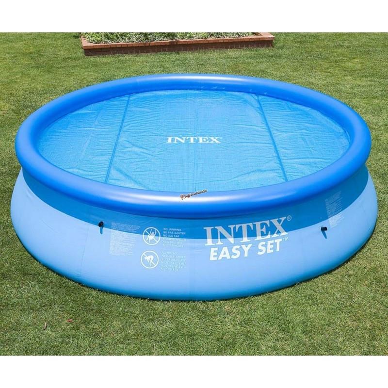 Тент-покрывало Solar Intex 29021 для бассейнов размером 305 см
